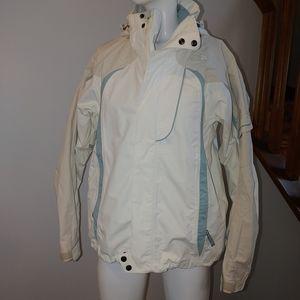 Womens northface layering jacket